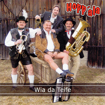 "CD Hoppala ""Wia da Teife"""